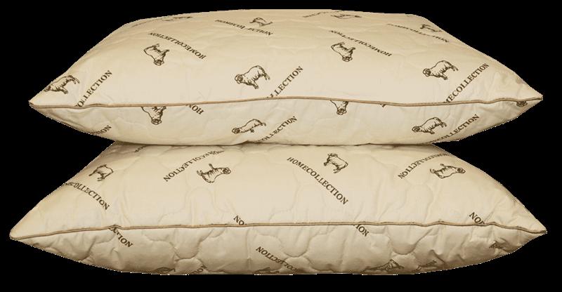 Подушка на овечьей шерсти - фото 4690
