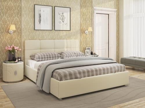 Интерьерная кровать Жаклин, основание решетка - фото 4800