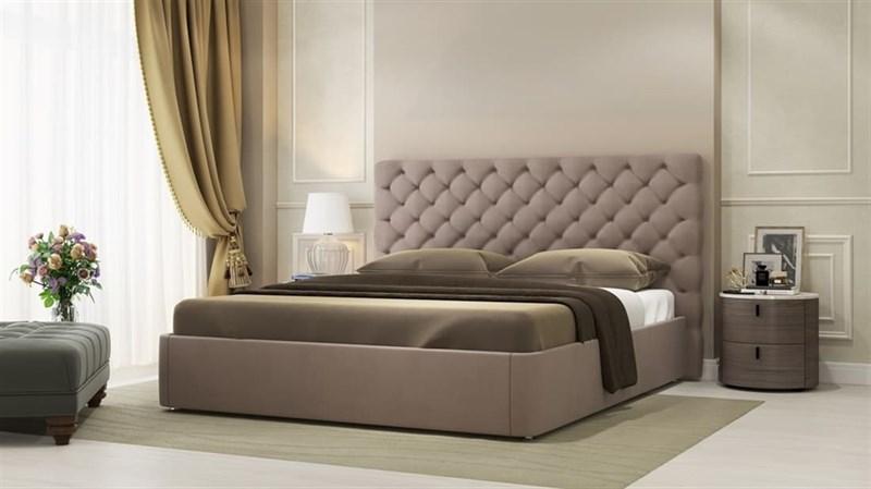 Интерьерная кровать Эстель ,подъемный механизм - фото 5014