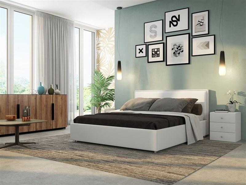 Интерьерная кровать Нэнси, подъемный механизм - фото 5032