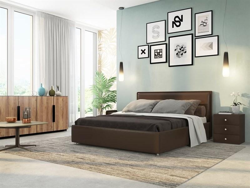 Интерьерная кровать Нэнси, подъемный механизм - фото 5033