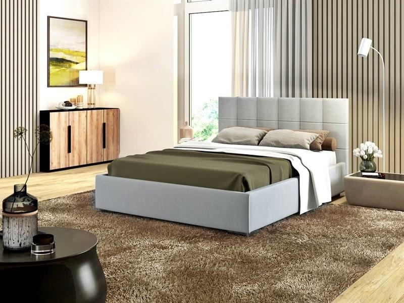 Интерьерная кровать Румба, подъемный механизм - фото 5062