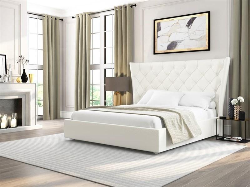 Интерьерная кровать Ника, подъемный механизм - фото 5071