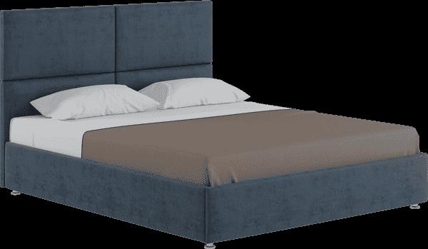 Интерьерная кровать Жасмин, основание решетка - фото 5086