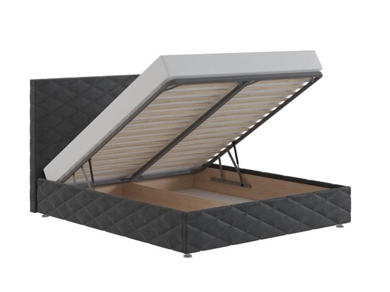 Интерьерная кровать Виолетта, подъемный механизм - фото 5211