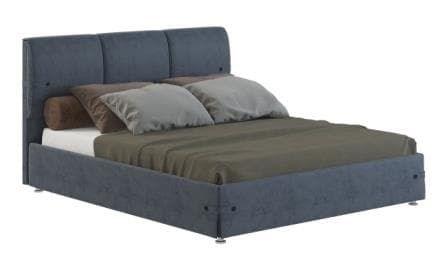 Интерьерная кровать Жардин, подъемный механизм - фото 5265