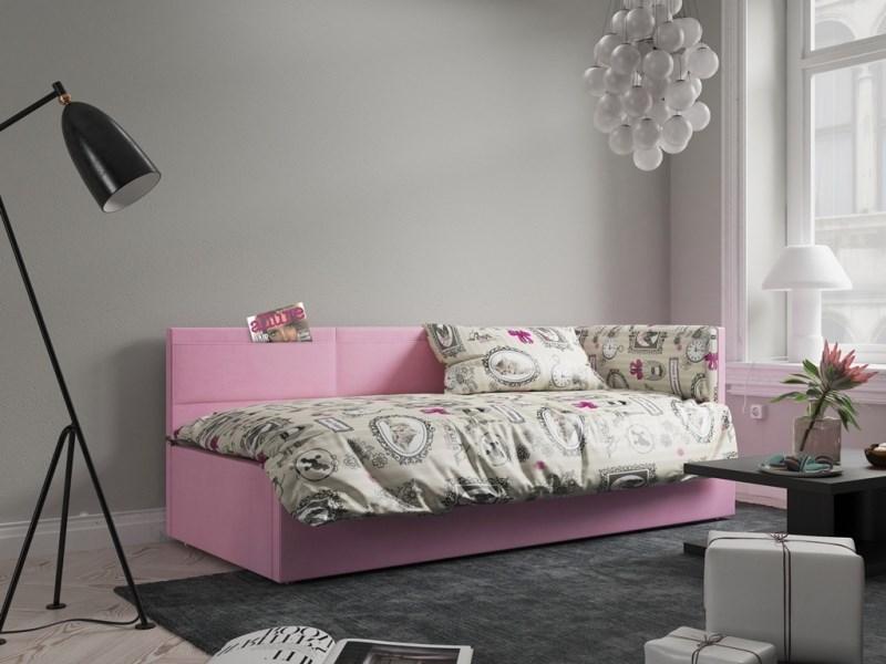 """Диван-кровать """"Лира"""" с карманами - фото 5310"""