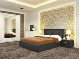 Интерьерная кровать Адель, подъемный механизм