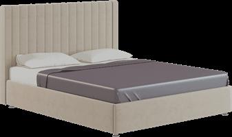 Интерьерная кровать Сенатор, основание решетка