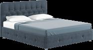 Интерьерная кровать Афина, подъемный механизм - фото 5026