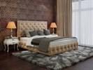 Интерьерная кровать Вирджиния, подъемный механизм - фото 5058