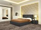 Интерьерная кровать Адель, подъемный механизм - фото 5081