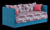 Односпальная кровать JOY (с матрасом Эко 14) - фото 5154