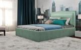 Интерьерная кровать Бруно, подъемный механизм - фото 5252